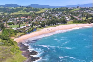 Kendalls Beach, New South Wales