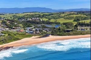 Bombo Beach, New South Wales