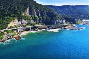 Sea Cliff Bridge NSW