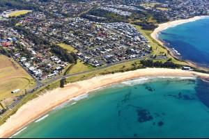 Sandon Beach NSW