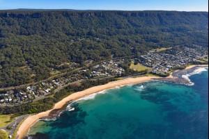 Sharkies Beach, NSW