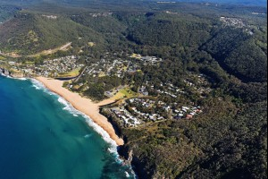 Stanwell Park and Stanwell Tops