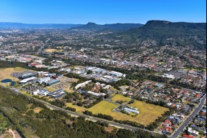 Innovation Campus, Wollongong University