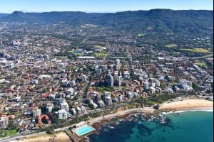 North Wollongong Coast