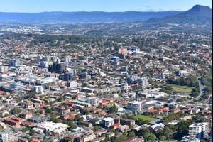 The CBD Wollongong
