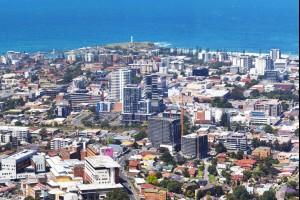 Skyline Wollongong City