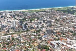 The City, Wollongong