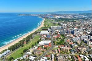 South Wollongong Beach
