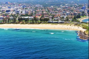 City Beach, Wollongong, Illawarra
