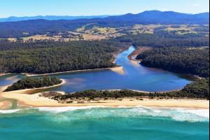 Middle Lagoon, Mimosa Rocks NSW