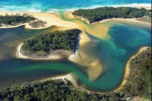 Middle Lagoon, Mimosa Rocks