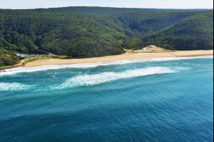 Garie Beach, New South Wales