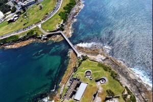 Bare Island, Botany Bay