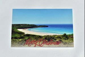 Killalea (The Farm) Christmas Card - OUT OF STOCK