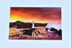 Wollongong Harbour Christmas Card