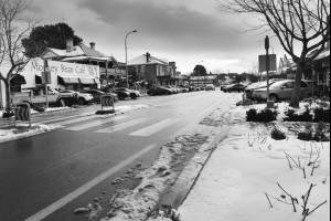 Oberon Street
