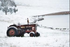 Tractor Jack