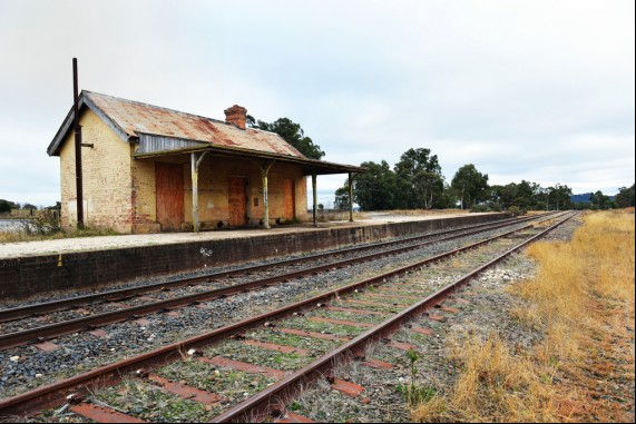 Old Lithgow