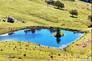 The Tilba Hills