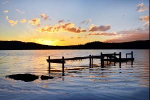 Weathered Lake