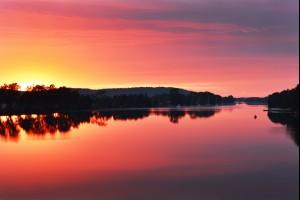 Red Morning Moruya