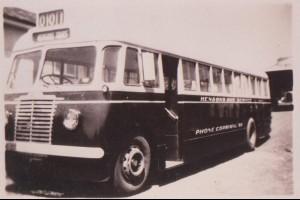 Henson's Bus, Midgley Street, Corrimal