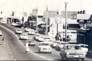 Princes Highway, Corrimal
