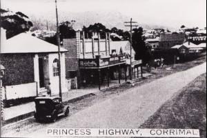 Princes Highway, Corrimal