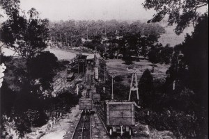 Corrimal Colliery Incline