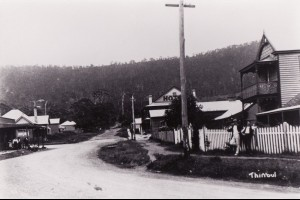 Main Road, Thirroul