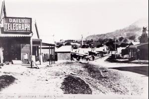 Main Road, Woonona