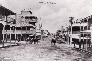 Crown Street, Wollongong