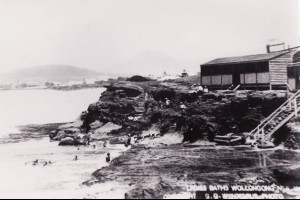 Ladies Baths, Wollongong