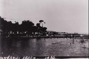Towradgi Creek
