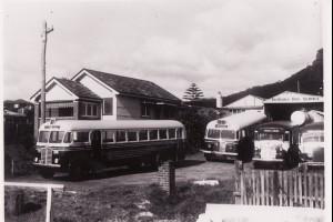 Henson's Bus Service Depot, Corrimal