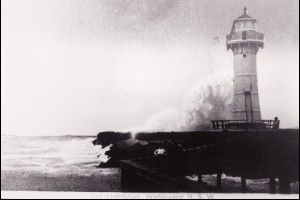 The Old Wollongong Lighthouse