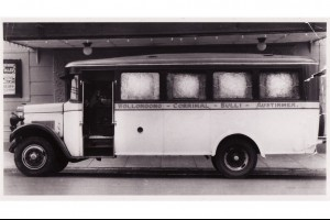 Henson's Bus in Wollongong