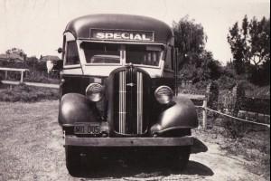 Henson's Bus Corrimal