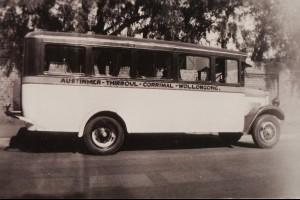 Henson's Bus Service, Corrimal