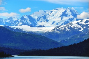 Majestic Mountains of Ice
