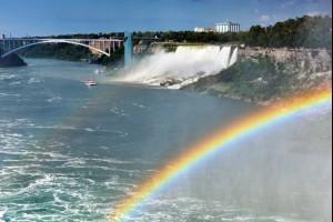Riding a Rainbow