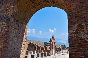 Through Pompeii