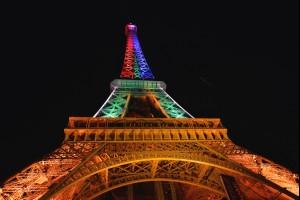 The Shooting Star of Paris
