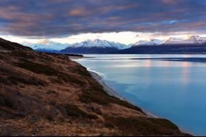 The Bluest Lake