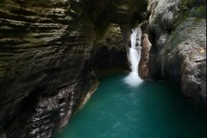 Deep Canyon Cascade