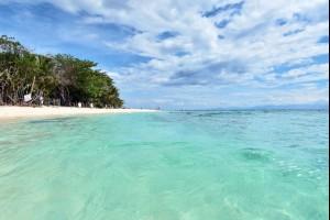 White Beach Blue
