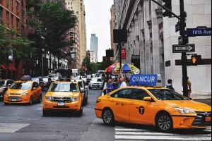 Busy 5th Avenue