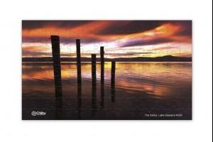 126 Piece Lake Illawarra Jigsaw Puzzle