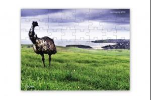80 Piece Gerringong Emu Jigsaw Puzzle