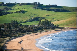 A Country Beach